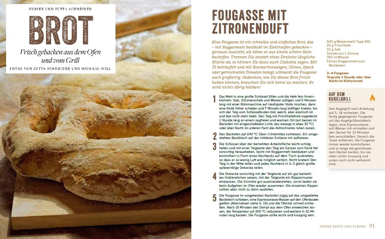 BROT Backbuch