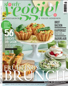 Ausgabe April 2015 slowly veggie!