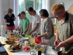 Brotbackkurs Gmeistube in Malsburg-Marzell