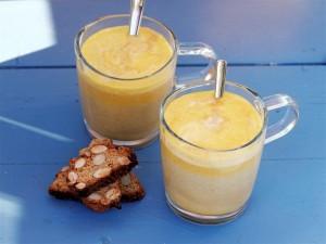 Pumpkin Latte zum Dessert