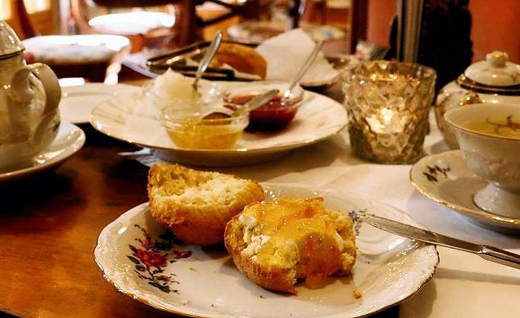 Cream Tea Landhaus Ettenbühl