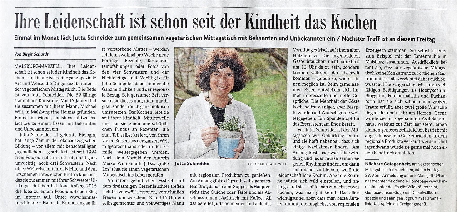 Text und Foto von Birgit Schardt