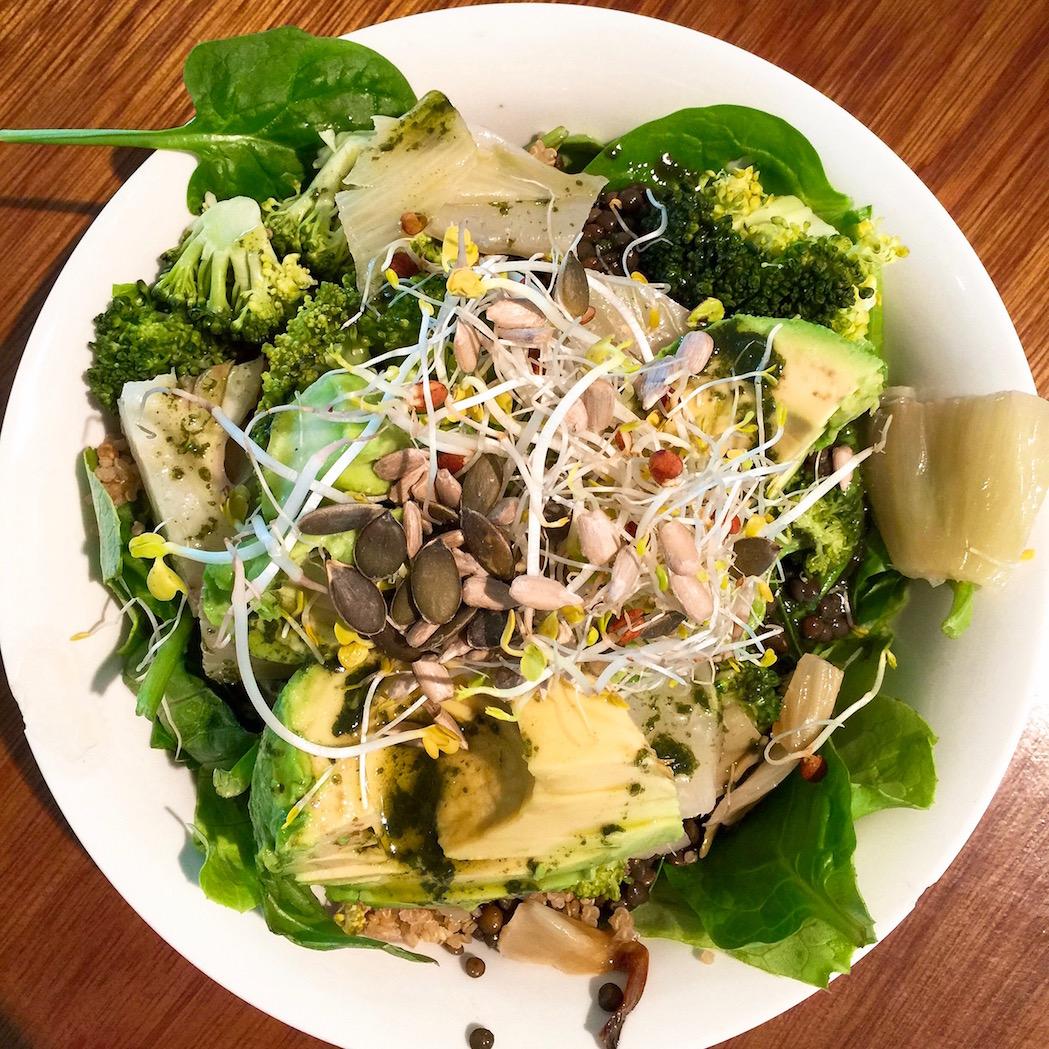 Mein Detox Salat
