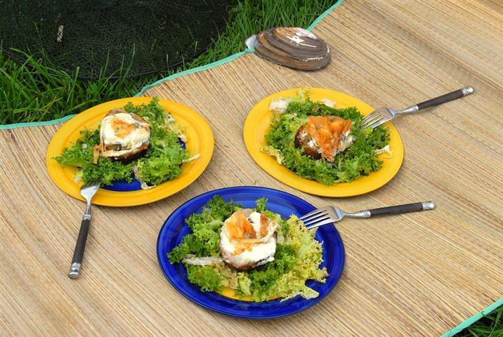 Ziegenkäse Salat