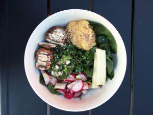 Meine Salatbowl