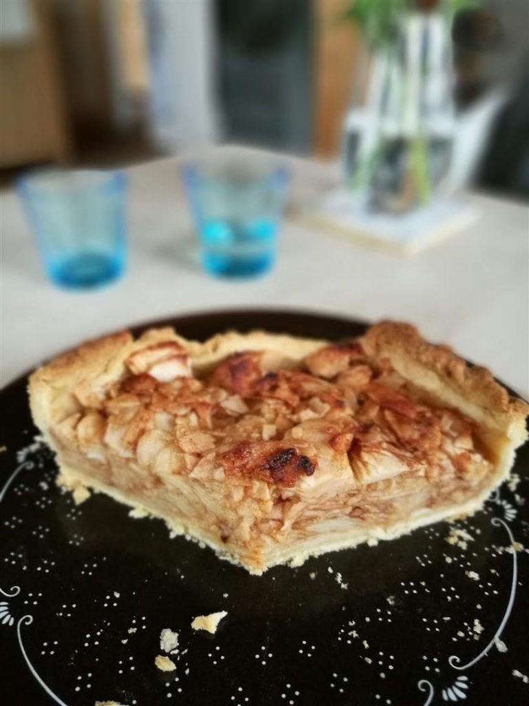 Apfelkuchenrezept