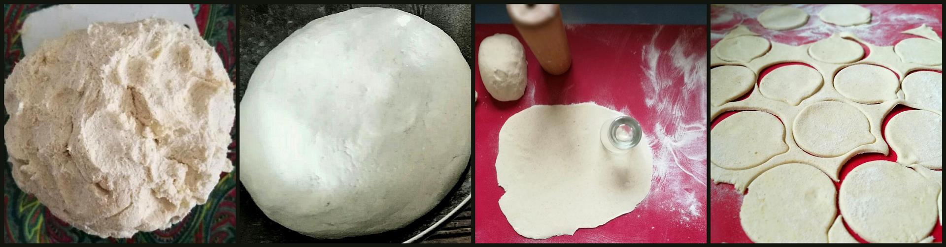 Dinkelblätterteig für la dolce mezzelune