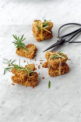 käse cracker rezept