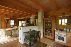 Mein Landleben im Holzblockhaus